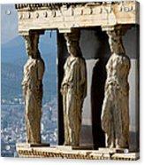 Ancient Greece Acrylic Print