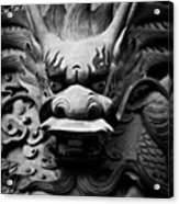 Ancient Guardian Acrylic Print