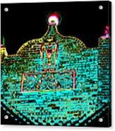 Ancient Morrocan Nights Acrylic Print