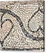 Ancient Mosaic Acrylic Print