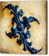 Ancient Motif Acrylic Print