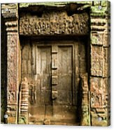 Ancient Portal Acrylic Print