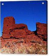 Ancient Pueblo Acrylic Print