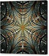 Ancient Shield Acrylic Print by Anastasiya Malakhova