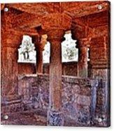 Ancient Stone Temple At Amarkantak India Acrylic Print