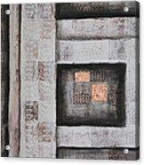 Ancient Treasury Acrylic Print