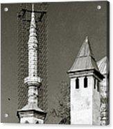 Ancient Turkey Acrylic Print