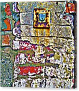And Key Is Lost Acrylic Print