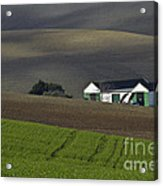 Andalusian Farmland  Acrylic Print