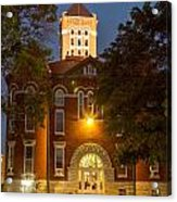 Anderson County Courthouse Acrylic Print