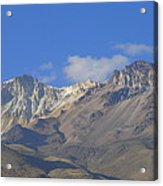 Andes Mountains 1 Acrylic Print
