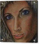 Andrea Acrylic Print