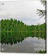 Andrew Lake Acrylic Print