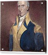 Andrew Pickens (1739-1817) Acrylic Print