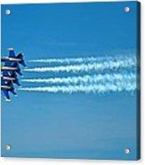 Andrews J B Air Show 12 Acrylic Print