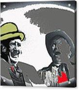 Andy Devine  Chill Wills Old Tucson Arizona 1971-2008 Acrylic Print