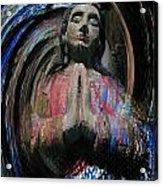 Angel And Demon Acrylic Print