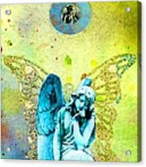 Angel Blessings 3 Acrylic Print