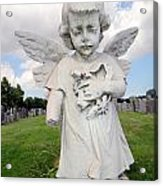 Angel Child Acrylic Print
