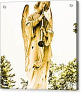 Angel From Dominican Acrylic Print