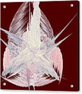 Angel Heart By Jammer Acrylic Print