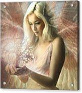 Angel Jehoel Acrylic Print
