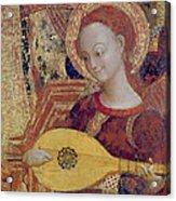 Angel Musician Acrylic Print