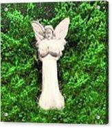 Angel My Gaurdian Acrylic Print