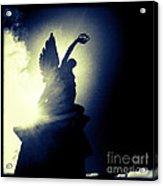 Angel Of Africa Acrylic Print