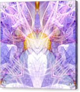 Angel Of Beauty Acrylic Print