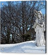 Angel Of Eternal Sunshine Acrylic Print