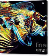 Angel Herald Acrylic Print
