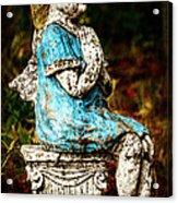 Angel Prayers Acrylic Print