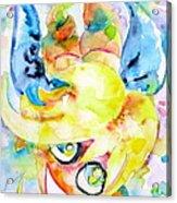 Angel Sala Bin Acrylic Print