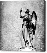 Angel Series 05 Acrylic Print