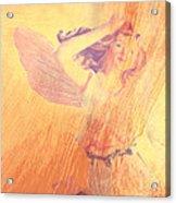 Angel Time  Acrylic Print