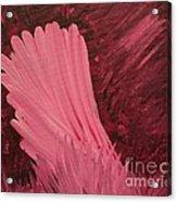 Angel Wing Acrylic Print