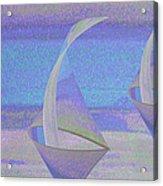 Angelfish3 Acrylic Print