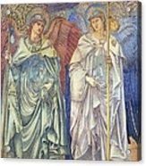 Angeli Ministrantes Acrylic Print
