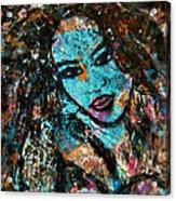 Angelica Acrylic Print