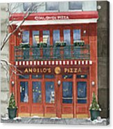 Angelo's On 57th Street Acrylic Print