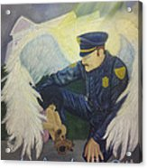 Angels Among Us Acrylic Print