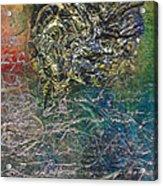 Angels And Mermaids Acrylic Print