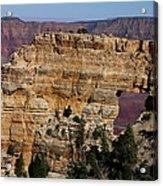 Angel's Window At Cape Royal Grand Canyon Acrylic Print