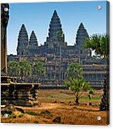 Angkor Afternoon Acrylic Print