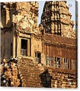 Angkor Wat 03 Acrylic Print