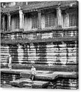 Angkor Wat Cambodia 3 Acrylic Print