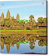 Angkor Wat Acrylic Print