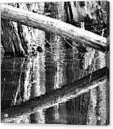 Angles And Reflections Acrylic Print