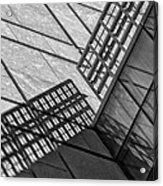 Angles Acrylic Print